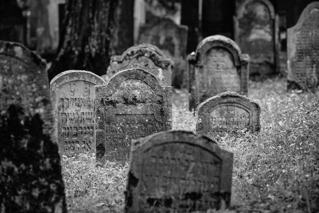 Jüdischer Friedhof Berlichingen 7