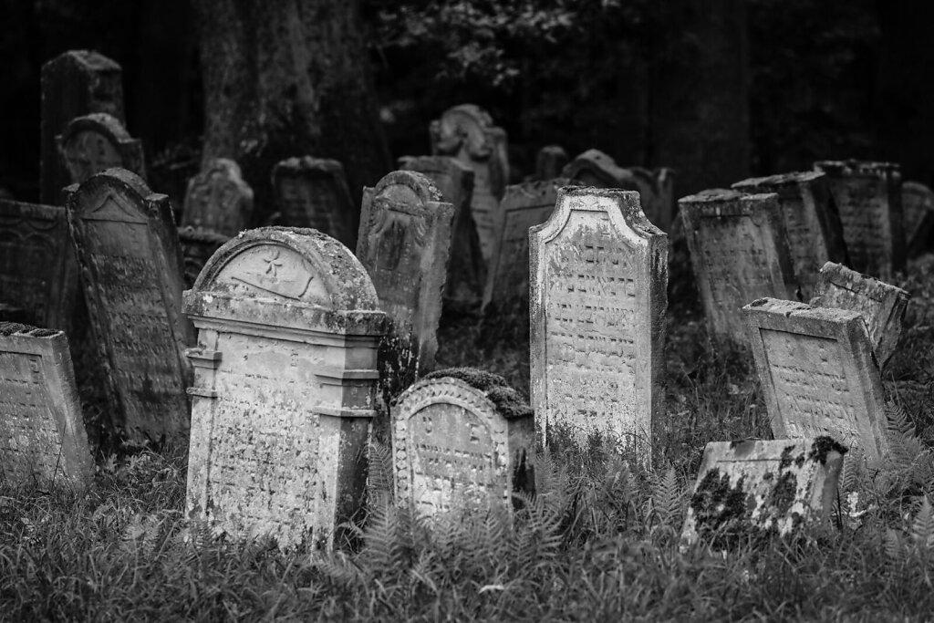 Jüdischer Friedhof Berlichingen 8